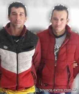 Viejo truco: Se hacían pasar por peligrosos 'guerrillos' en Socotá para extorsionar - extra.com.co