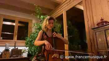 Jamais seul avec.... Ophélie Gaillard - France Musique