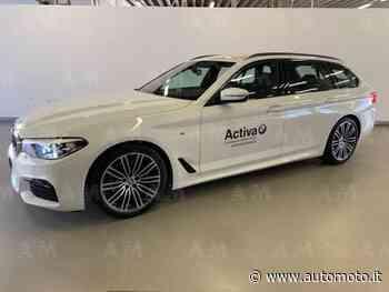 Vendo BMW Serie 5 Touring 518d Msport usata a Bressanone/Brixen, Bolzano (codice 7402674) - Automoto.it