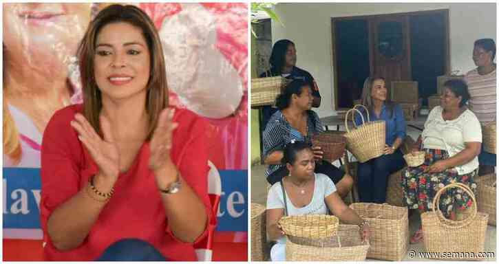 Alcaldesa de Luruaco, Atlántico, recibió ayudas por estar en el Sisbén - Semana.com