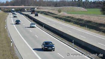 A71: Ausfahrt Mellrichstadt wird Donnerstag gesperrt - Main-Post