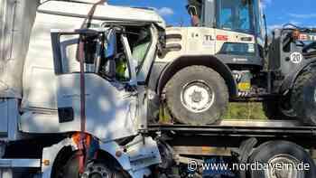 Tödlicher Unfall auf der A9 bei Nürnberg - Autobahn gesperrt - Nordbayern.de