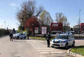 L'attività e i controlli della Polizia Locale di Formigine nel secondo mese della Fase 1 - Modena 2000