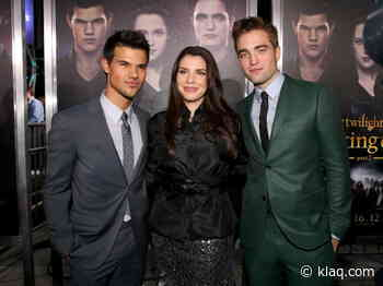 New 'Twilight' Book Coming That's Based on Edward's Point-of-View - klaq.com