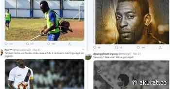 Kocak! 5 Perang Media Sosial Bobotoh dan Fans Vasco da Gama, Pele vs Adjat Sudrajat - Mobile Akurat