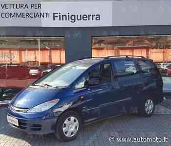 Vendo Toyota Previa 2.0 Tdi D-4D usata a Poggiridenti, Sondrio (codice 7405439) - Automoto.it