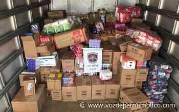 Carga roubada em Carpina é apreendida no Cabo de Santo Agostinho - Voz de Pernambuco