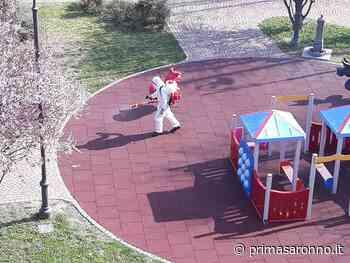 Fase due : a Tradate riaprono parchi e giardini - Varese Settegiorni
