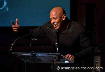 Dr. Dre, Jimmy Iovine Donating 500 Free Meals A Day To Needy Compton Families - CBS Los Angeles