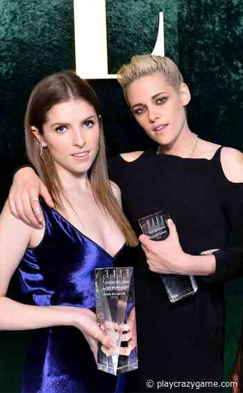 Anna Kendrick makes the perfect imitation of Kristen Stewart and you have to see it - Play Crazy Game