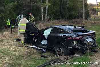 Driver, passenger injured in East Gwillimbury collision - NewmarketToday.ca