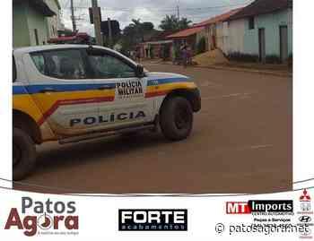 Criminoso é morto durante assalto em Vazamor, município de Vazante - Patos Agora