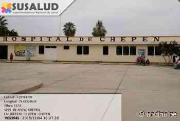 Coronavirus: Hospital de Chepén será centro de referencia para pacientes covid-19 - Agencia Andina
