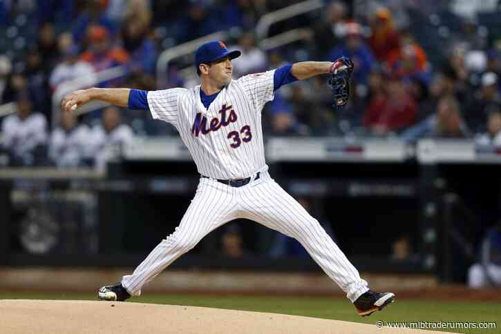 2 Years Ago, The Mets Cut Ties With A Former Star