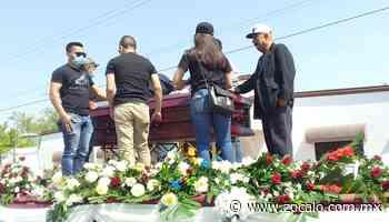 Despiden al ídolo de Nueva Rosita [Coahuila] - 06/05/2020 - Periódico Zócalo