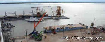Puerto de Nueva Palmira ejecuta protocolo de seguridad en temporada de soja - 970universal.com