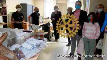 Coronavirus. À Mont-Saint-Aignan, le CCAS centralise la collecte et la distribution de masques - Paris-Normandie