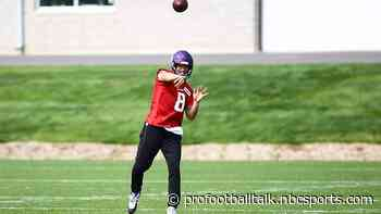 """Kirk Cousins wants to gather some players for """"player-led"""" minicamp"""