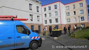 Libercourt : la résidence Les Marlières touchée par un dégât des eaux - La Voix du Nord