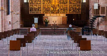 Noch keine Präsenzgottesdienste für Ottweiler Protestanten - Saarbrücker Zeitung