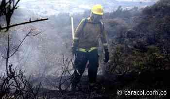 Fue controlado el incendio forestal en el páramo de Pisba Boyacá - Caracol Radio