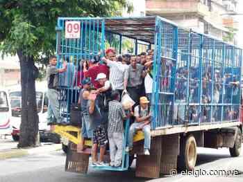 Transporte público para Zuata en picada elsiglocomve - Diario El Siglo
