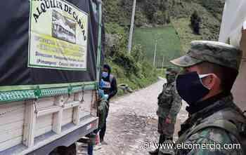 Habitantes de Pimampiro, en Imbabura, preocupados por la inseguridad - El Comercio (Ecuador)