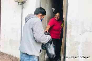 Las frutas y verduras se envían a los domicilios en Pimampiro - Diario EL NORTE - Diario El Norte