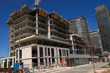 Three Final Towers Rising at Emerald City Community in North York - Urban Toronto