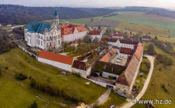 Mönche bleiben unter sich: Weiterhin keine Gottesdienste im Kloster Neresheim - Heidenheimer Zeitung