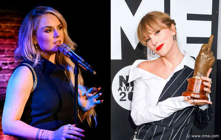 JoJo recalls how Taylor Swift helped her through her record label legal battle