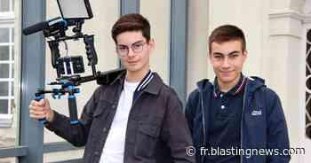 Sainte-Luce-sur-Loire: Deux adolescents filment l'actualité de leur ville pour leur web TV - Blasting News France