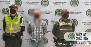 ¡Qué joyita! En Gómez Plata cogieron a un señor buscado por adueñarse de dineros públicos - Minuto30.com
