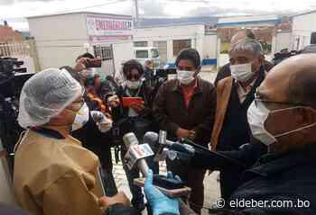 Patacamaya lanza dudas sobre el fallecido por Covid-19   EL DEBER - EL DEBER