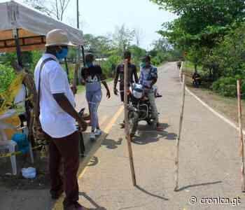 Palenque sufre de nostalgia ancestral después de la crisis del coronavirus   EL UNIVERSAL - cronica.gt