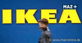 Corona - Ikea öffnet Einrichtungshaus in Waltersdorf - Märkische Allgemeine Zeitung