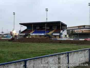 Camrose ground: Sport England demand half a million pounds in compensation - Basingstoke Gazette