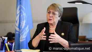 Syrie: Michelle Bachelet dénonce la hausse des attaques contres les civils - Maroc diplomatique