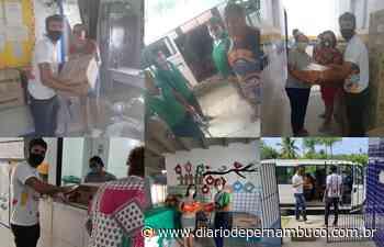 Prefeitura de Igarassu recebeu 17 toneladas de alimentos   Economia - Diário de Pernambuco