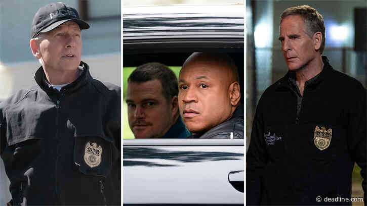 'NCIS' Franchise Stars Mark Harmon, Scott Bakula, LL Cool J & Chris O'Donnell Close New Deals To Return As All 3 Series Are Renewed By CBS - Deadline