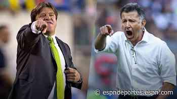 """Juan Carlos Osorio se ve al nivel de Miguel Herrera: """"Yo sí valoro lo que hizo"""" - ESPN Deportes"""