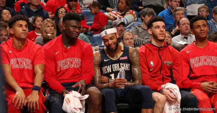 According to The Ringer, the New Orleans Pelicans season may already be over