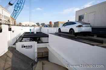 Jay Leno talks Tesla Cybertruck and his ride through the Boring Co. tunnel - Teslarati