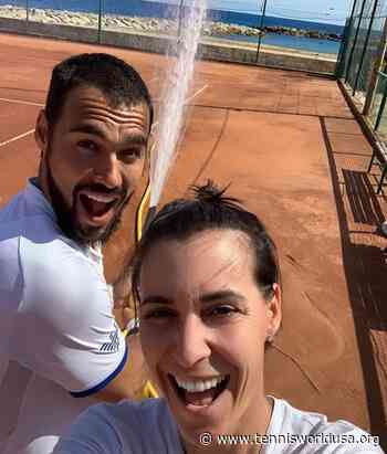 Fabio Fognini's Emotional Post on Returning to the Courts: Today is a special day - Tennis World USA