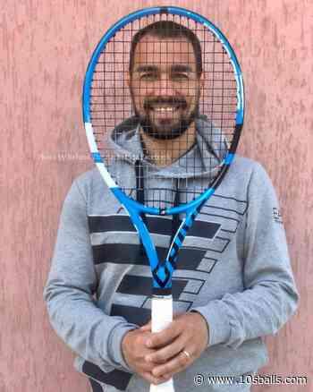 "Noah Rubin's ""Behind The Racquet"" • With • Fabio Fognini | Tennis 10sBalls - 10sBalls"