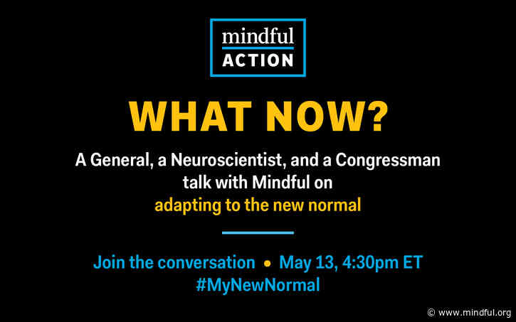 Mindful Action: What Now? A Live Twitter Event