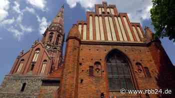 Ministerium fördert Sanierung von historischer Kirche - rbb|24