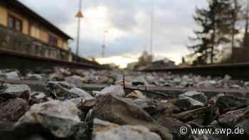 Polizei Waldenburg und Kupferzell: Gefährliche Selfies im Gleisbett – Eisenbahn hält kurz vor zwei Mädchen an - SWP