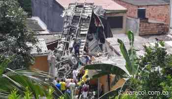 Fuerte accidente se presentó en la vía Guaduas- Bogotá - Caracol Radio