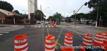 Bloqueios congestionam avenidas Moreira Guimarães, Santos Dumont, Radial Leste e Francisco Morato - Mobilidade Sampa